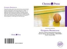 Gergena Baranzova的封面