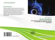 Epoch Systems kitap kapağı