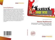 Couverture de Homer Rodeheaver