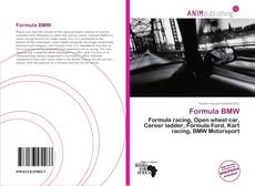 Bookcover of Formula BMW