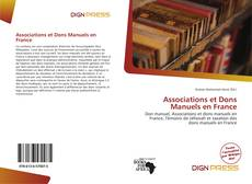 Buchcover von Associations et Dons Manuels en France