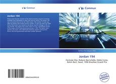 Capa do livro de Jordan 194