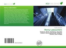 Bookcover of Henry Labouchère