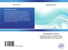 Bookcover of Christophe Tinseau