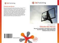 Cláudia das Neves kitap kapağı