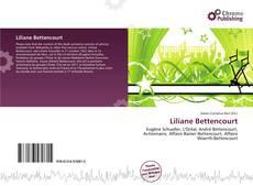 Capa do livro de Liliane Bettencourt