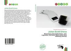 Portada del libro de Julian Scott Urena