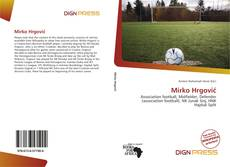 Bookcover of Mirko Hrgović