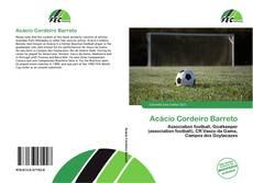 Buchcover von Acácio Cordeiro Barreto