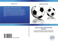 Capa do livro de João Justino Amaral dos Santos