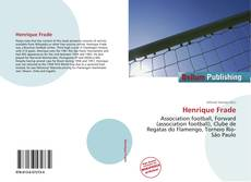 Henrique Frade kitap kapağı
