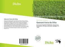 Capa do livro de Geovani Faria da Silva