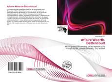 Capa do livro de Affaire Woerth-Bettencourt