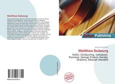 Couverture de Matthew Dubourg