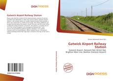 Bookcover of Gatwick Airport Railway Station
