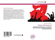 Обложка James Blackwood