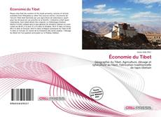 Bookcover of Économie du Tibet