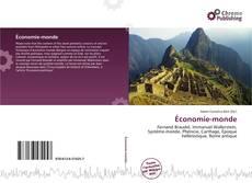 Bookcover of Économie-monde