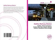 Bookcover of Halifax Railway Station
