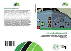 Hironobu Sakaguchi kitap kapağı