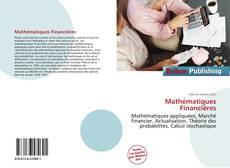 Couverture de Mathématiques Financières