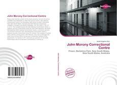 Bookcover of John Morony Correctional Centre