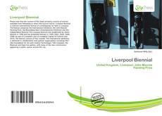 Portada del libro de Liverpool Biennial