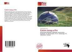 Portada del libro de Calvin Jong-a-Pin