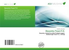 Bookcover of Daventry Town F.C.