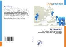 Bookcover of Ken Kutaragi