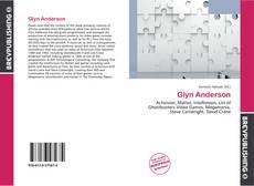 Portada del libro de Glyn Anderson
