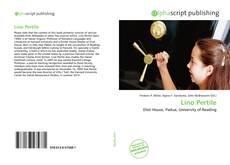 Обложка Lino Pertile