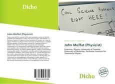 Bookcover of John Moffat (Physicist)
