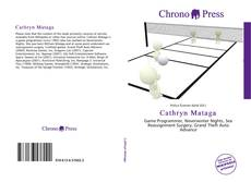 Capa do livro de Cathryn Mataga