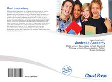 Bookcover of Montrose Academy