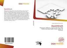 Capa do livro de David Kirsch