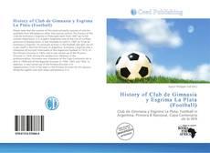 Обложка History of Club de Gimnasia y Esgrima La Plata (Football)