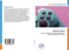 Bookcover of Akihiro Hino