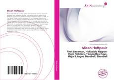 Micah Hoffpauir kitap kapağı