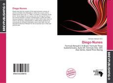Capa do livro de Diego Nunes