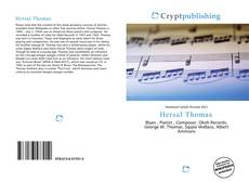 Bookcover of Hersal Thomas