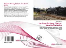 Обложка Hexham Railway Station, New South Wales