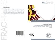Bookcover of Egoi Martínez