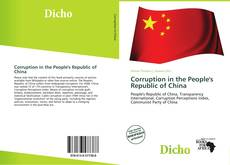 Bookcover of Corruption in the People's Republic of China