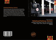 Bookcover of Holyhead Railway Station