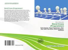 Portada del libro de David Crane (Programmer)