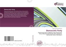 Portada del libro de Democratic Party