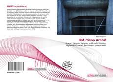 Bookcover of HM Prison Ararat