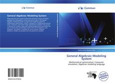 Bookcover of General Algebraic Modeling System