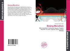 Borítókép a  Beijing Marathon - hoz